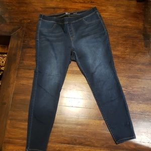 Style & Co. Jeggings size 18 W